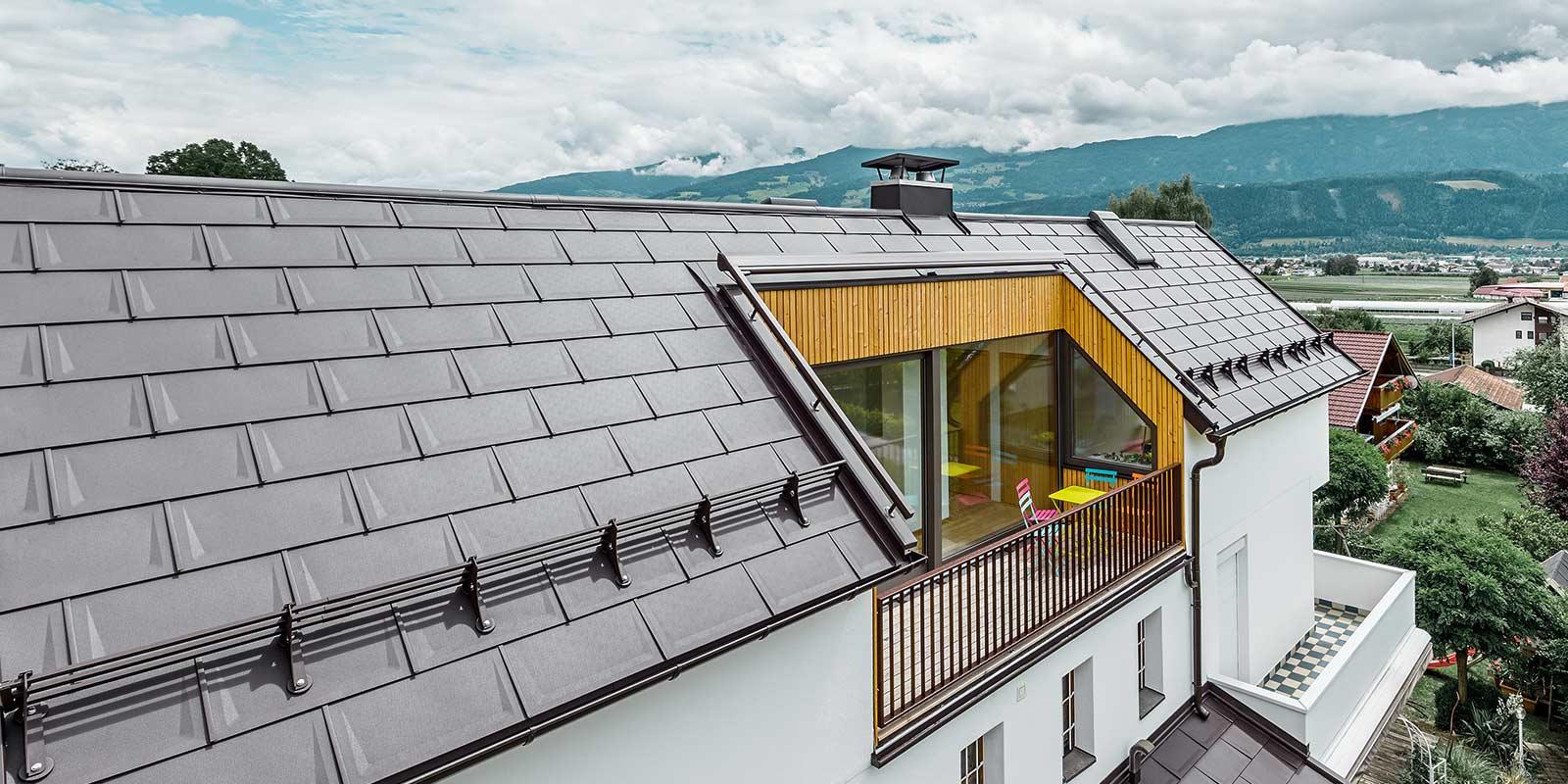 Top Dach- & Fassadensysteme aus Aluminium | PREFA UF84