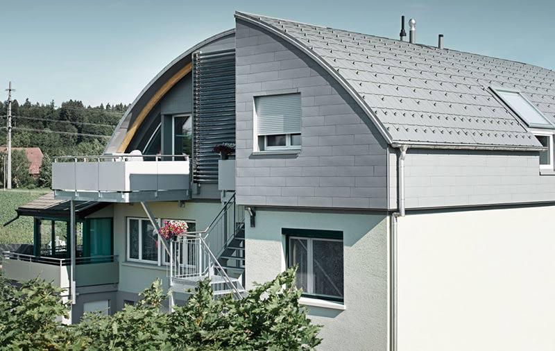 Ein Hoch Auf Das Dach Dachformen Fur Jeden Geschmack Prefa
